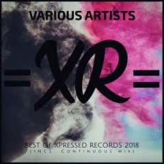 Nelo HD - Best of Xpressed  Records 2018 (Continuous Mix)
